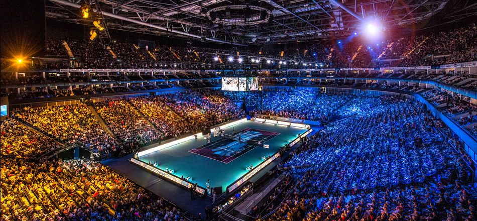 Barclays Atp World Tour Finals At The O2 Arena Places