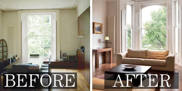 Living Room Ideas Victorian House a two-flat conversion project in a victorian terraced house