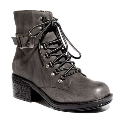 24a61db2987e Buy 2 Lips Too Womens Rational Combat Boots Zip at JCPenney.com today and  Get Your Penney s Worth. Free shipping available