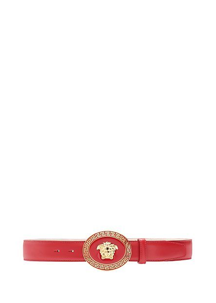 c5c9833a7b Medusa Round Buckle Belt for Men | US Online Store | Drapped in ...