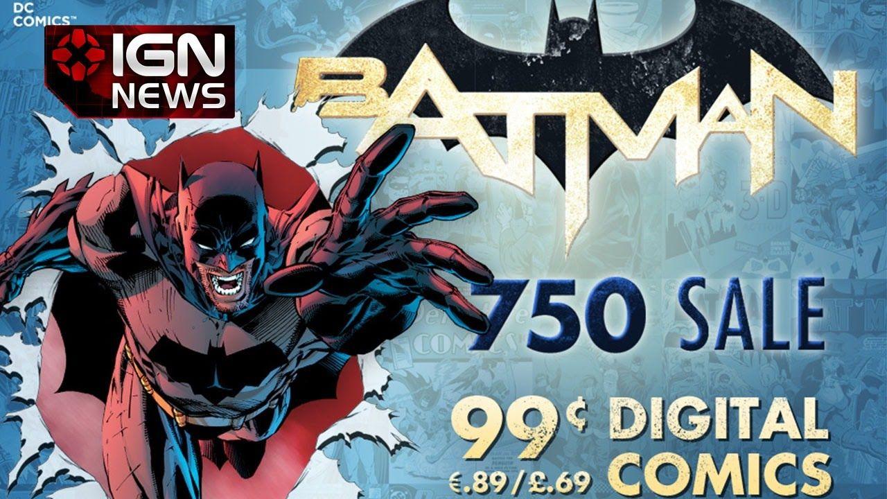 dc comics black friday and cyber monday digital deals ign news