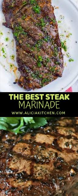 Thе Best Steak Marinade #grilledsteakmarinades