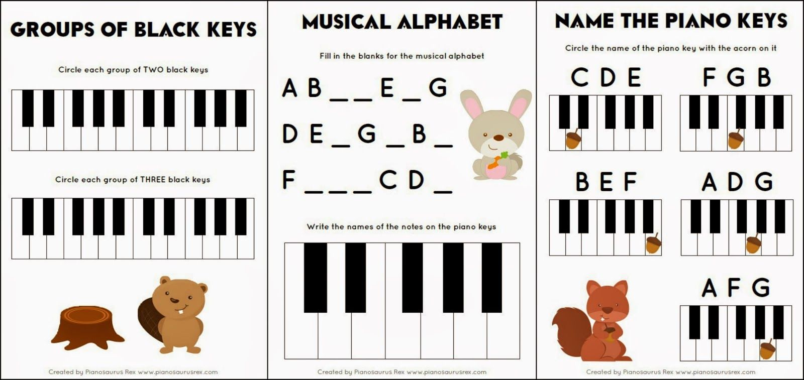 Pianosaurus Rex Free Music Worksheets For Ipad Free Music Worksheets Music Worksheets Teaching Music Theory
