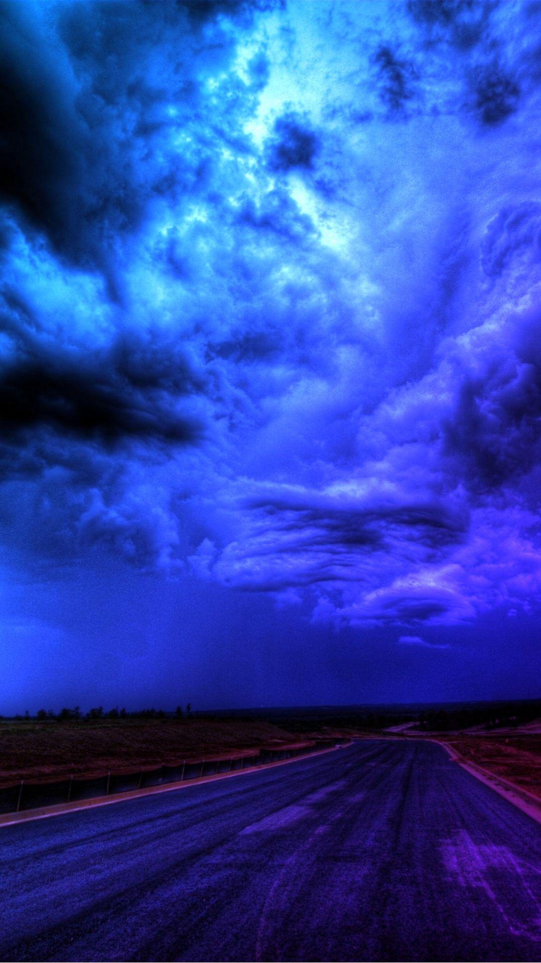 Wallpaper Dark Pastel Sky Clouds Aesthetics Pastel Sky Sky