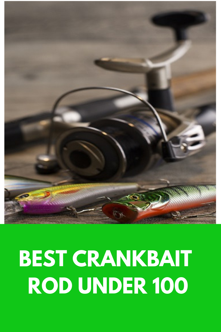 Essentially, a single crankbait rod can help you with