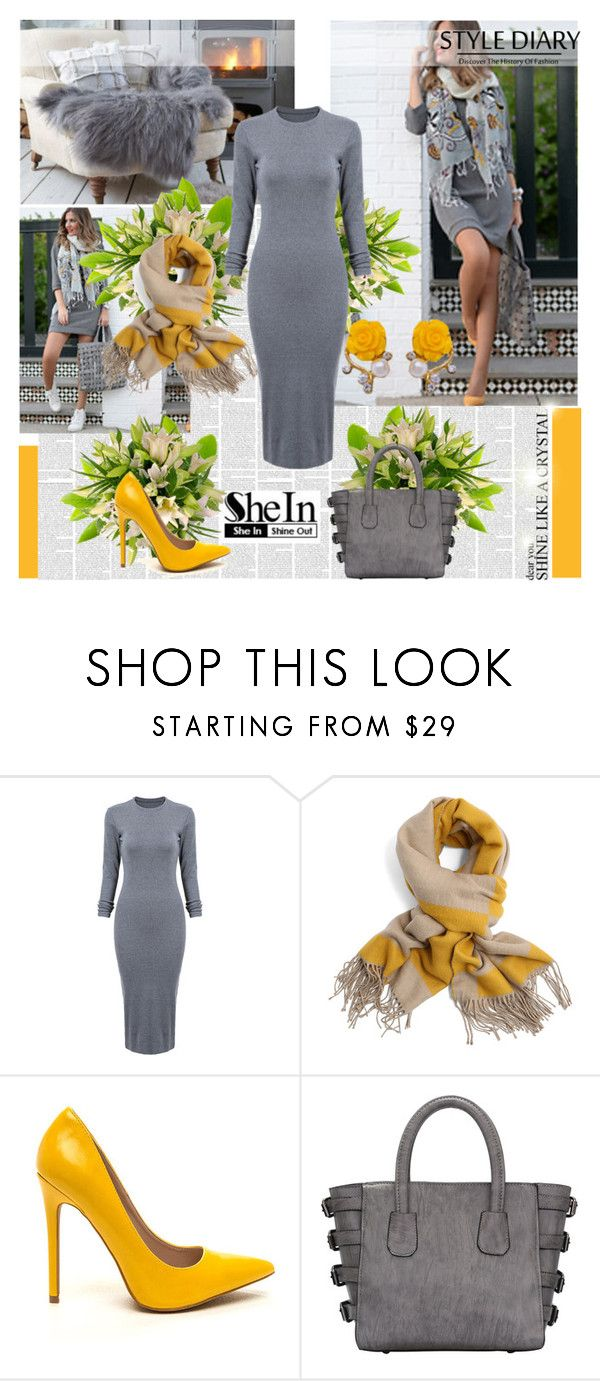 """""""Shein 3"""" by followme734 ❤ liked on Polyvore featuring Sheinside"""