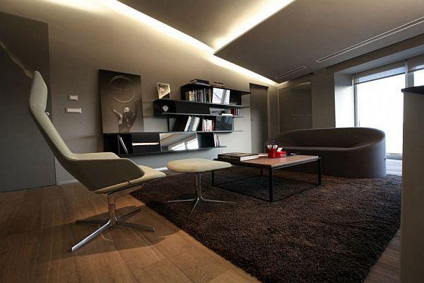 Contemporary Office Interior By Tanju Ozelgin Modern Office Interiors Office Interior Design Modern Interior Design