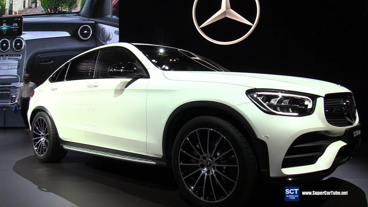 2020 Mercedes Benz Glc 300 Coupe Exterior Interior Walkaround