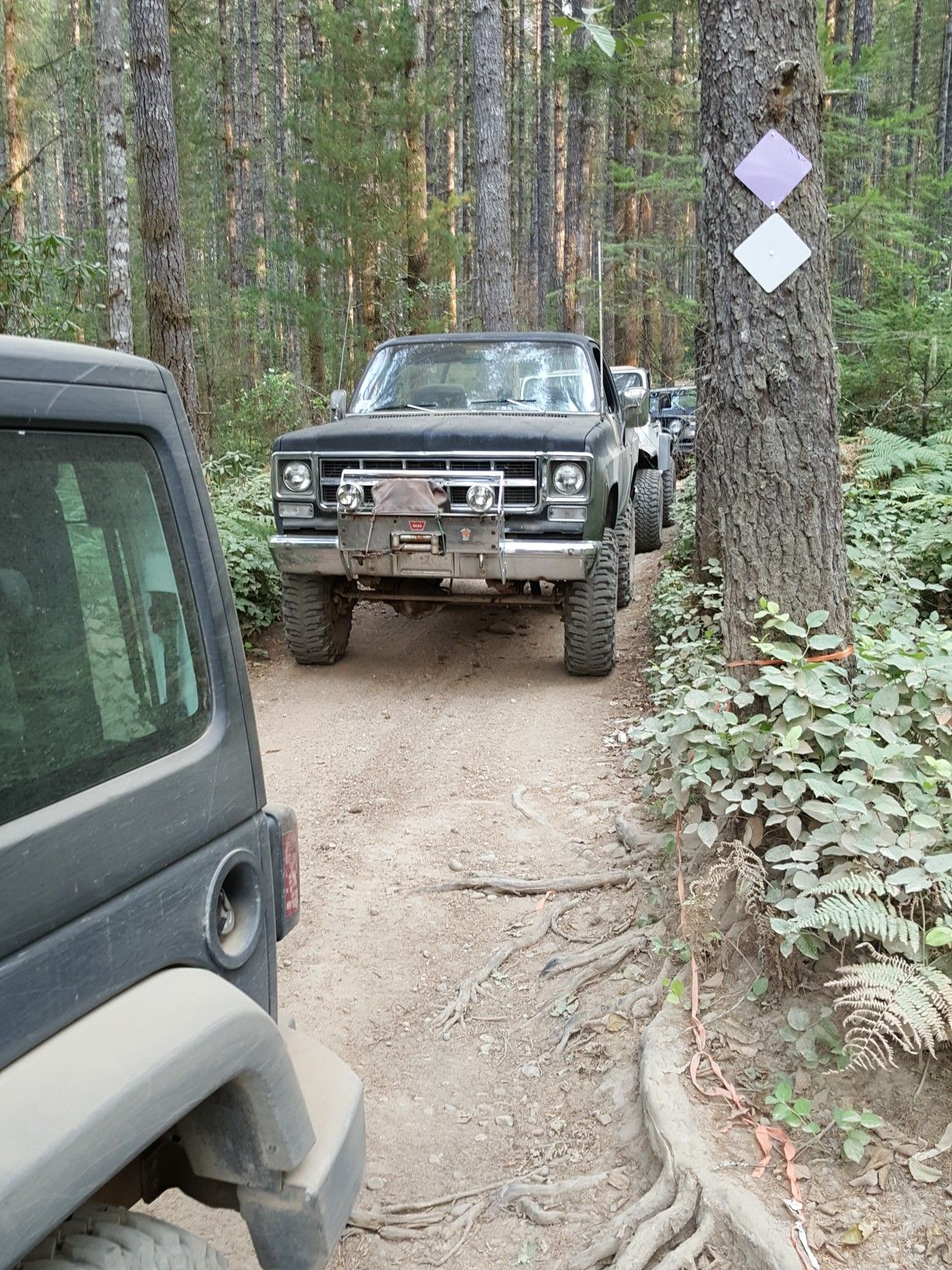 Jeep Trails Takin The K5 On Jeep Trails Project K5 Pinterest Jeeps