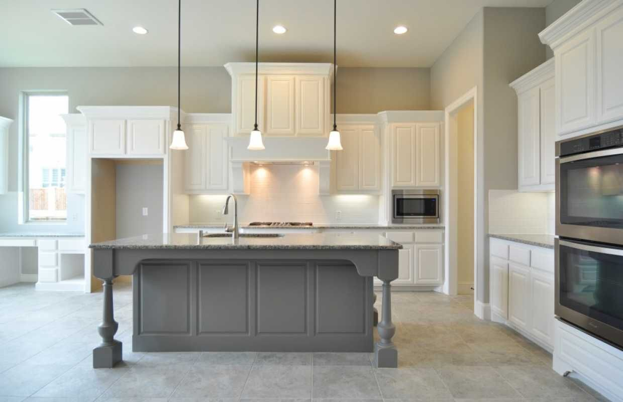 New Home For Sale 2342 Sweetwater Lane Allen Tx 75013 Kitchen Cabinets For Sale Highland Homes Grey Kitchen Cabinets