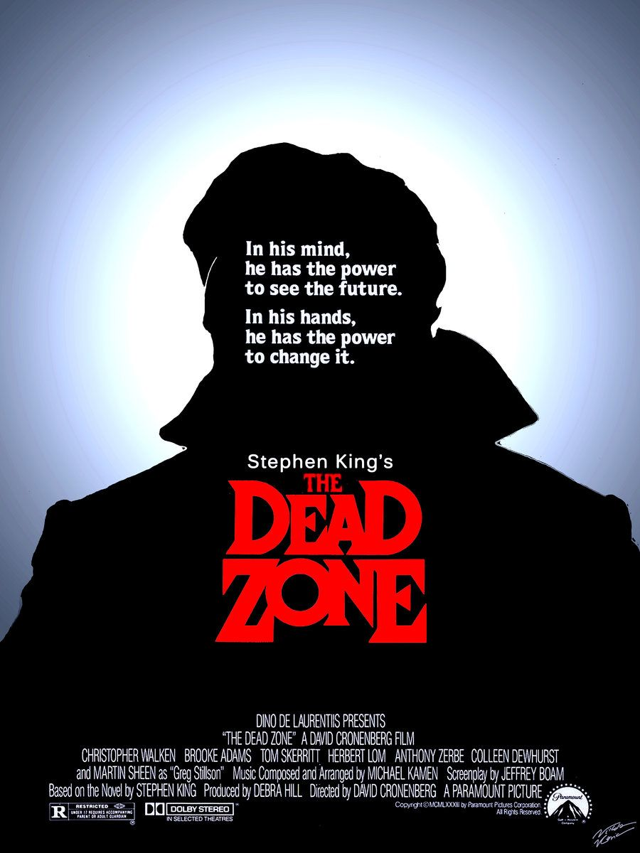The Dead Zone 1983 Directed By David Cronenberg