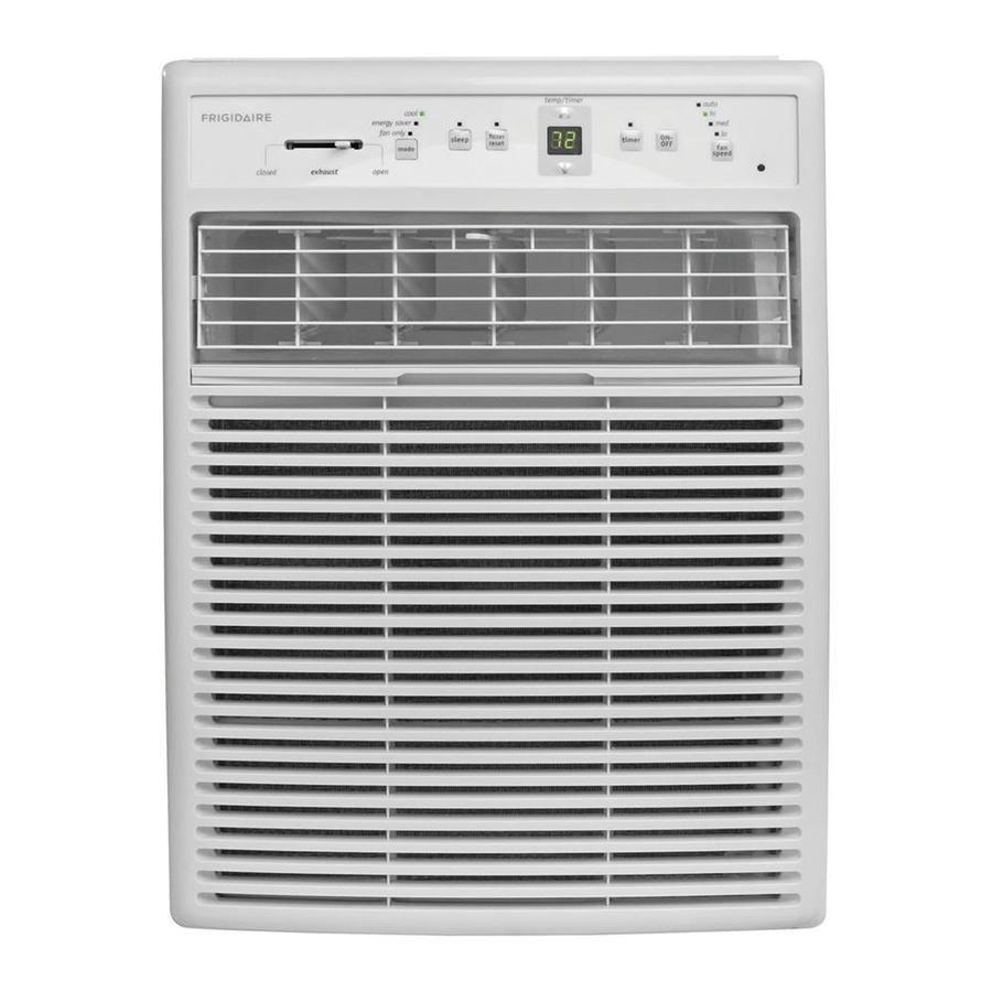 Frigidaire 350 Sq Ft Window Air Conditioner 115 Volt 8000 Btu Lowes Com In 2020 Window Air Conditioner Casement Window Air Conditioner Casement Air Conditioner
