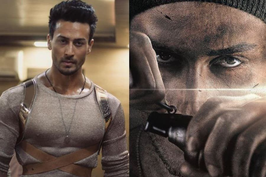 Baaghi 3 Tiger Shroff Announces Release Date With Deadly Poster