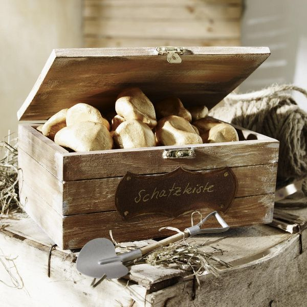 Shabby Chic Deko Ideen Weihnachten Das Beste Von Diy: Geschenkverpackung Zum Selbermachen