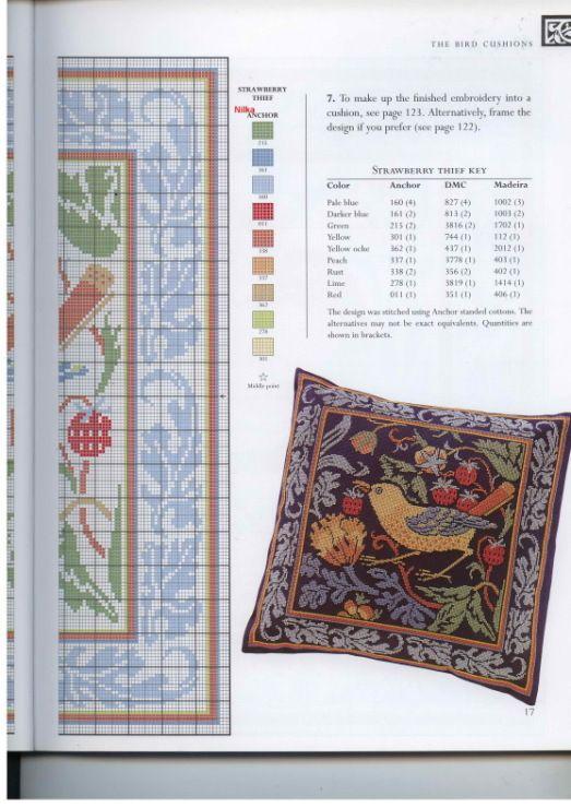 Gallery.ru / Фото #7 - Barbara Hammet - The art of William Morris in ...