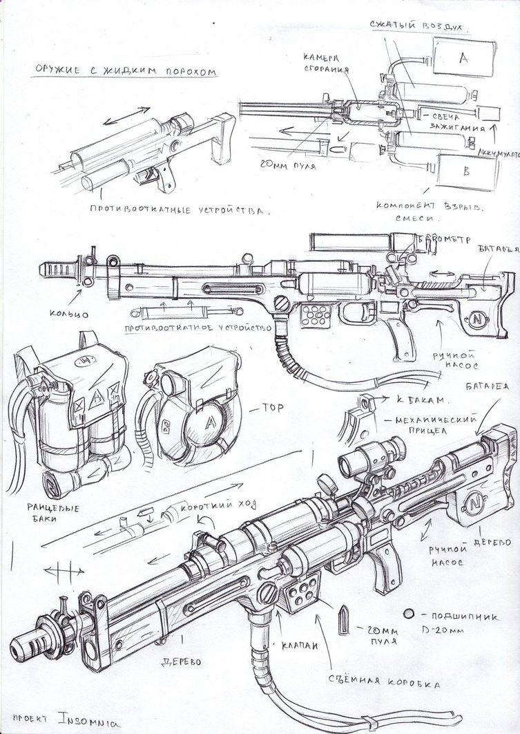 Pin De Nicolas Espinola En Armas Futuristas Pinterest Steampunk