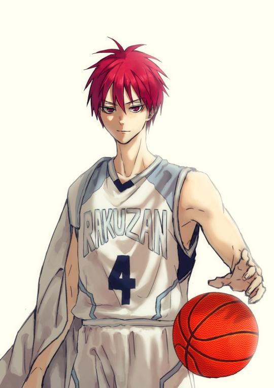 Akashi Seijuurou Kun Kuroko No Basket Kuroko Kuroko No Basket Characters