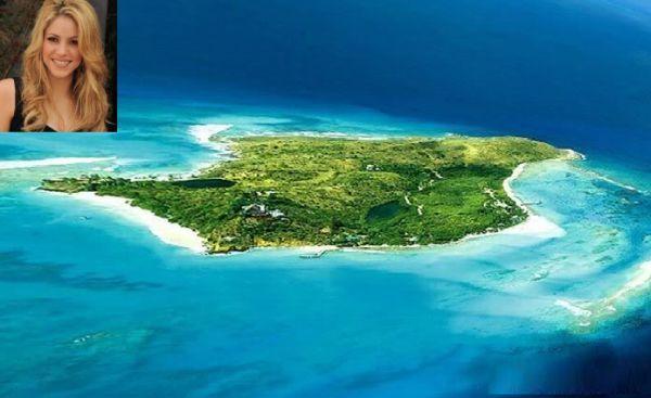 Image result for shakira island
