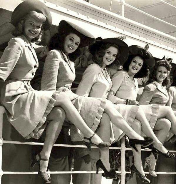 1940's pretty women