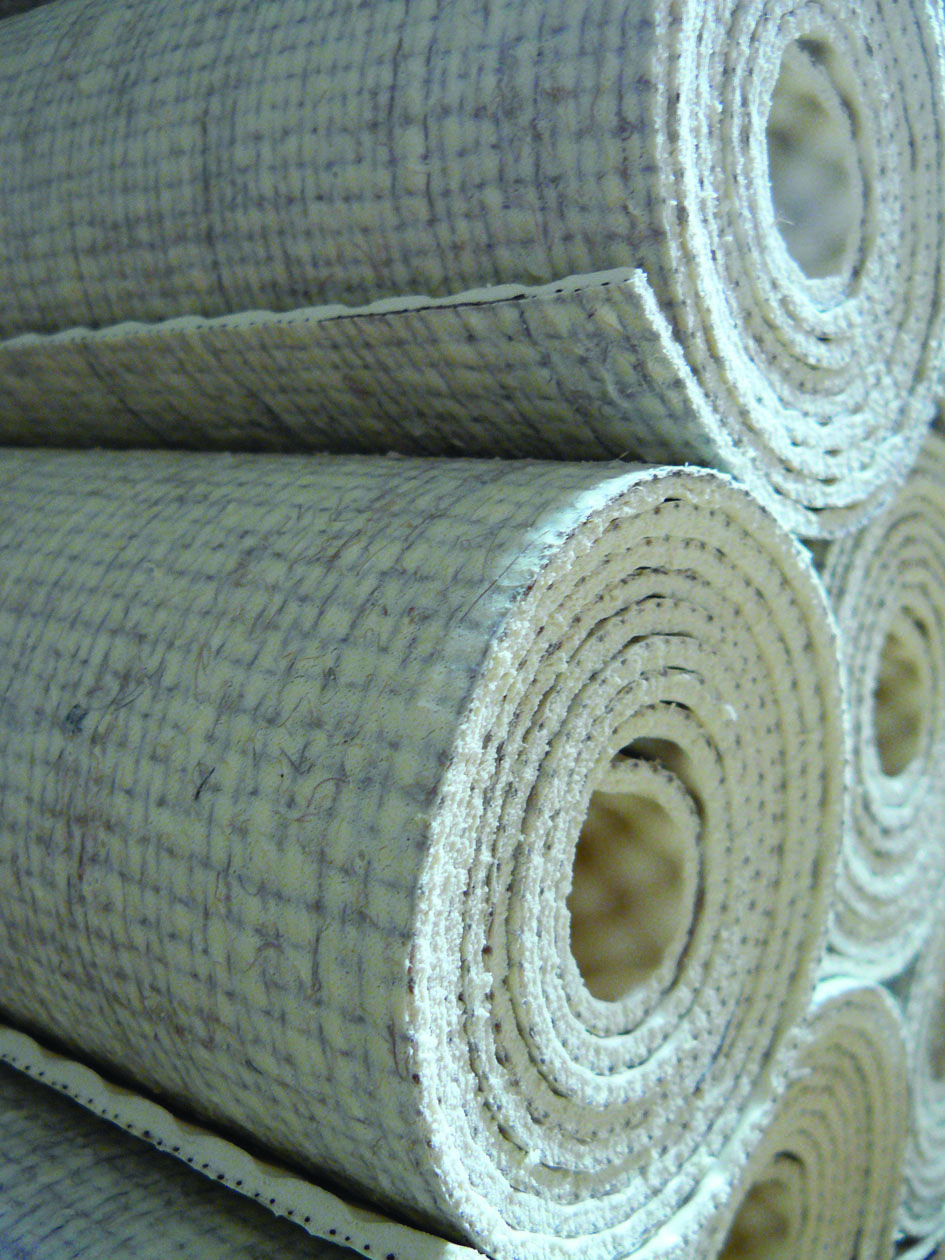 The Original Eco Yoga Mat. Now available in Canada. Earth