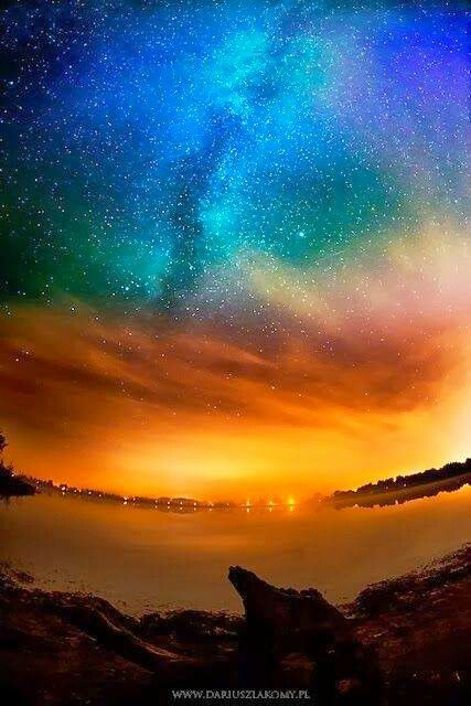 Amazing Sky At Sunset In The Philippines Night Skies Beautiful Nature Sky