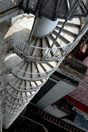Escadaria do Copan