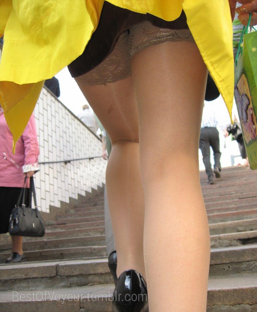 Best voyeur pantyhose sites