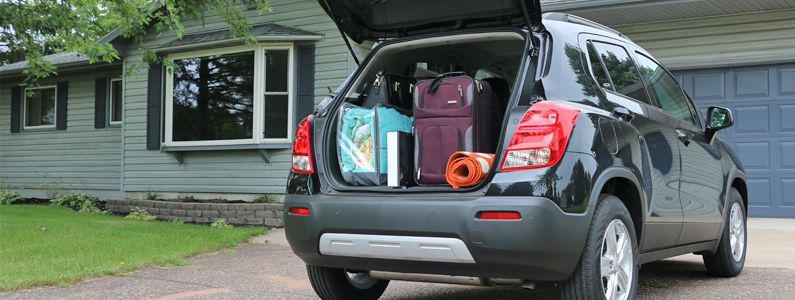 Pack Your Dorm Room Essentials In A Chevy Trax Markquart Motors Dorm Room Essentials Dorm Room Chevy