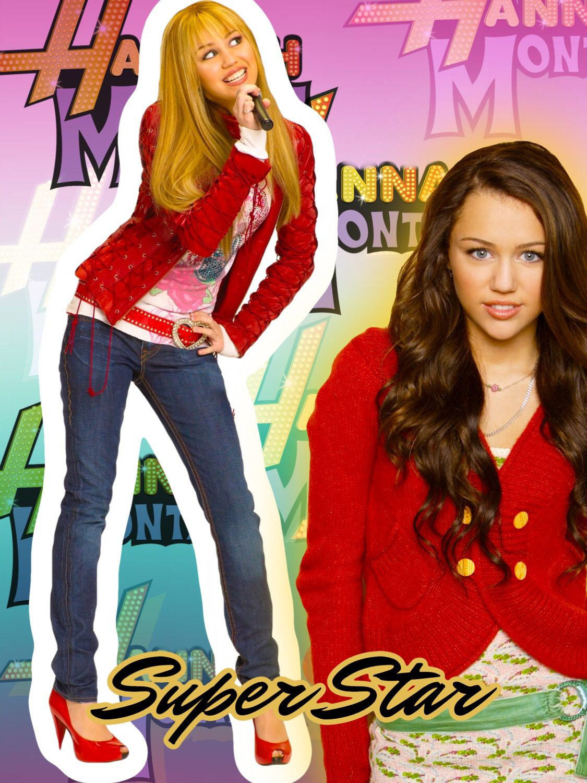 Hannah Montana Double Life Hannah Montana Hannah Miley Miley Cyrus