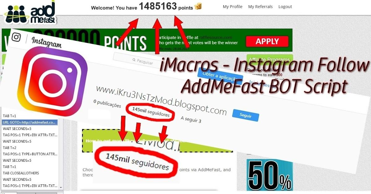 Instagram Followers Bot Mac Free Download In 2020 With Images