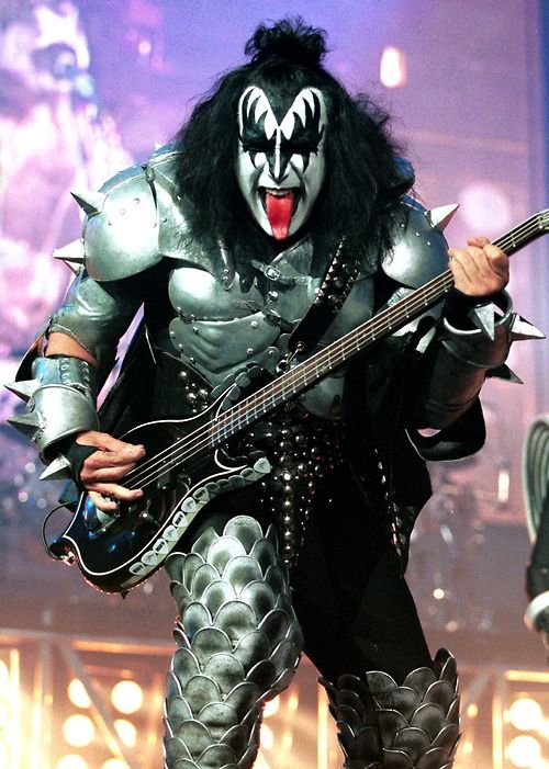 Gene Simmons | Kiss rock bands, Gene simmons kiss, Kiss music
