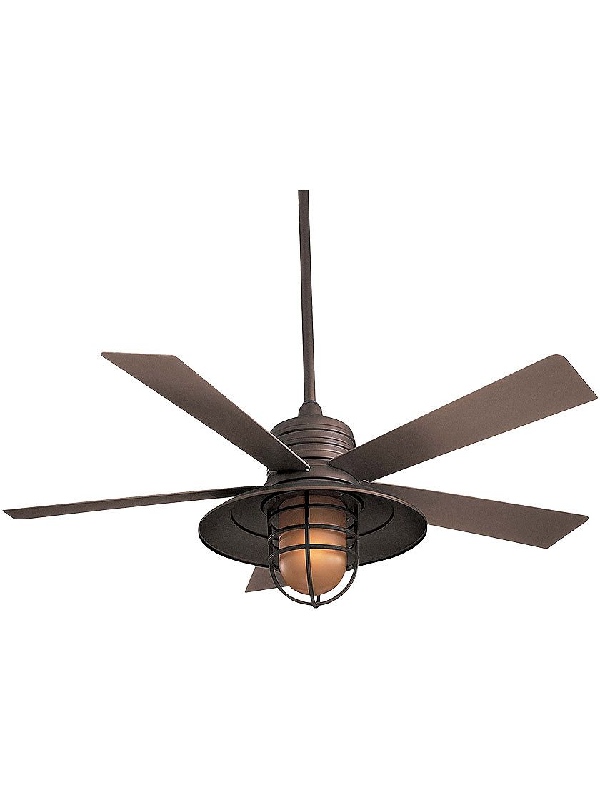 Rainman 54 Ceiling Fan Bronze Ceiling Fan Antique Ceiling Fans