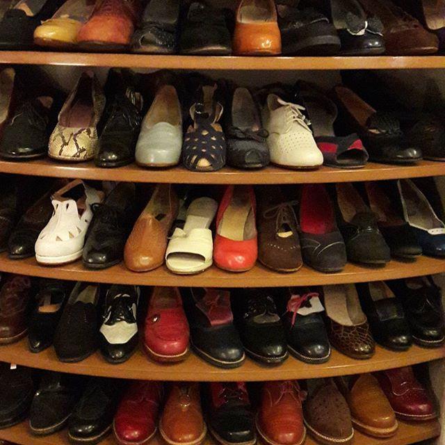 Schuhe Schuhe Schuhe 1920-1955 #glencheckberlin #vintageshoes #1920s ...