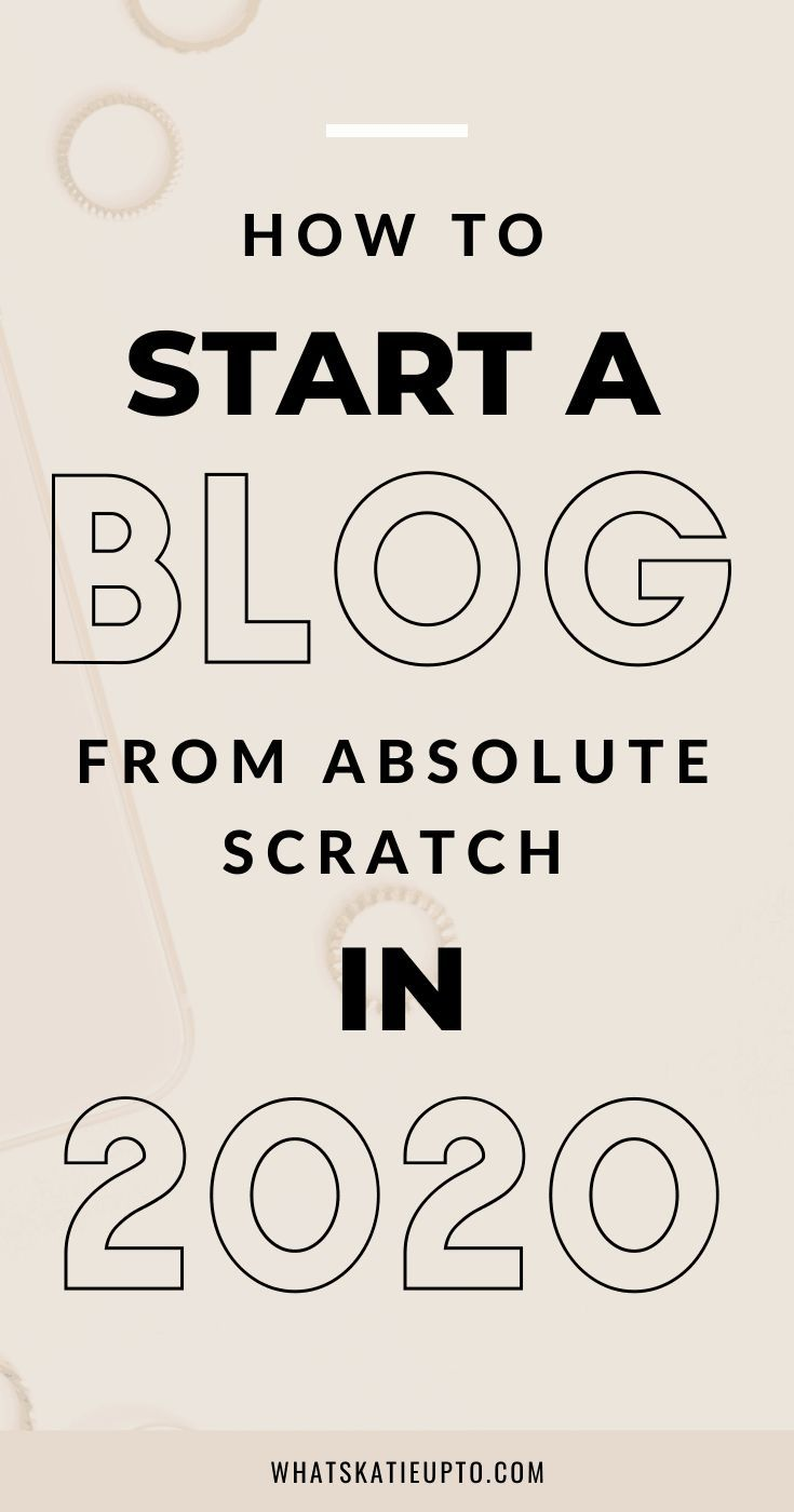 Do you want to start a blog from absolute scratch in 2020 then check out my easy tutorial on how to begin right now and setup your new blog in no time. This is a start a blog tutorial for beginners and I know you can do it too. Blogging is a great way to start the new year so don't waste any time an become the next superstar blogger. Blogging Tips, Start Blogging, Blogger, Digital Marketing #bloggingtips #startablog #blog #blogtutorial