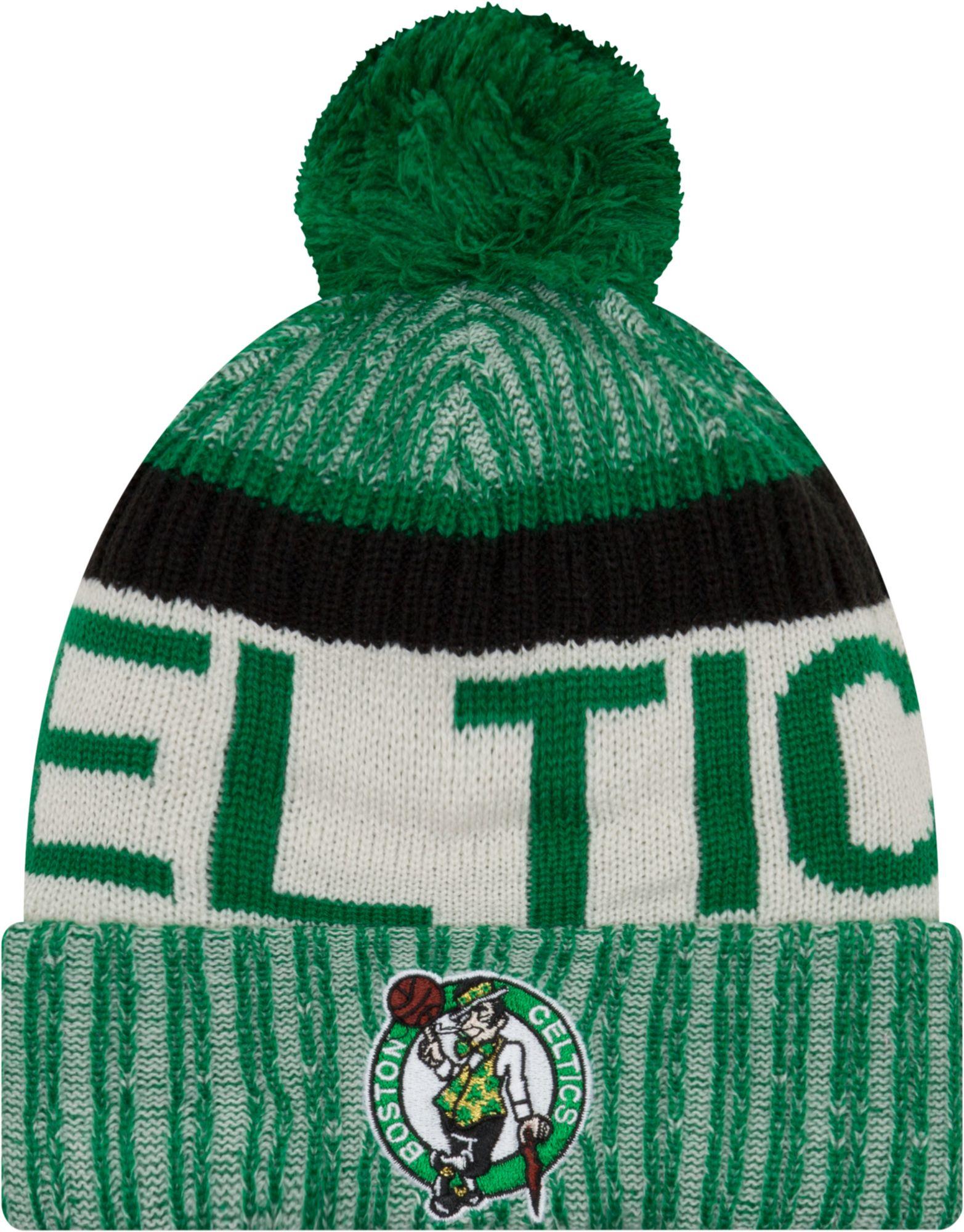 311f189ca2d New Era Youth Boston Celtics Knit Hat in 2018