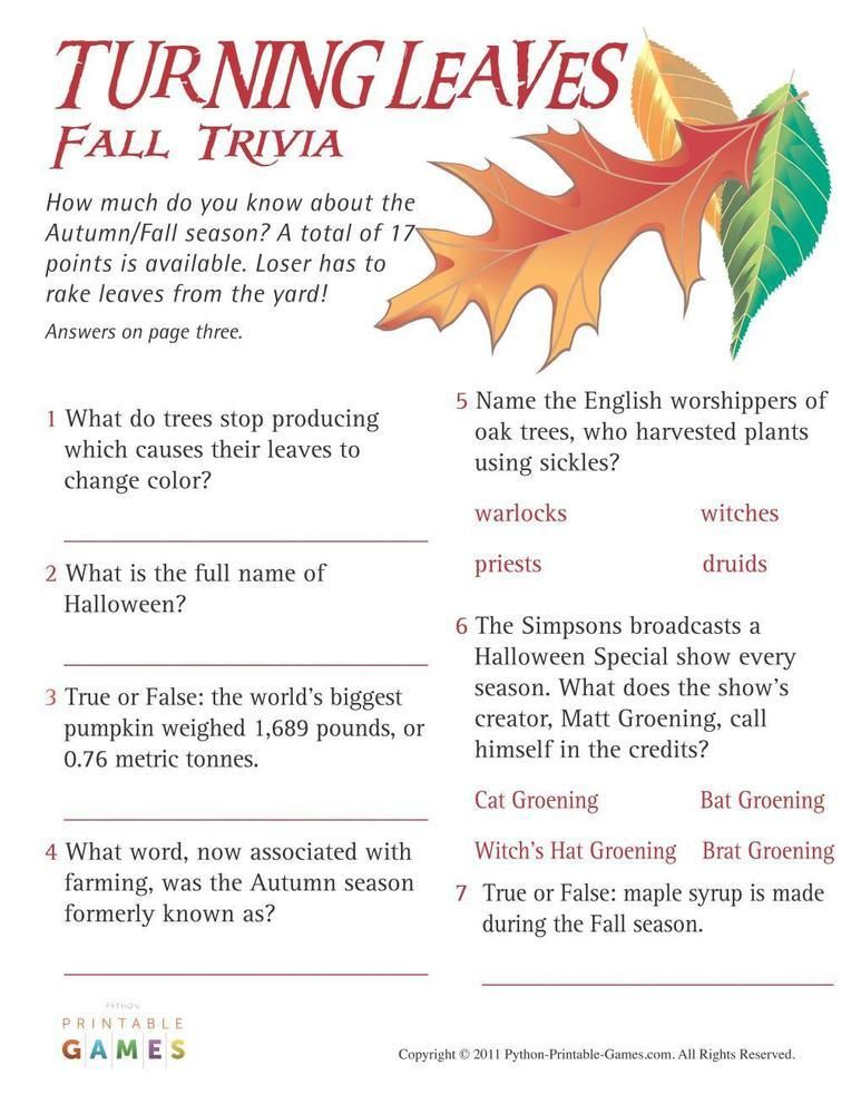graphic about Autumn Trivia for Seniors Printable referred to as Absolutely free Printable Winter season Activity Sport the Snow Data Obtain