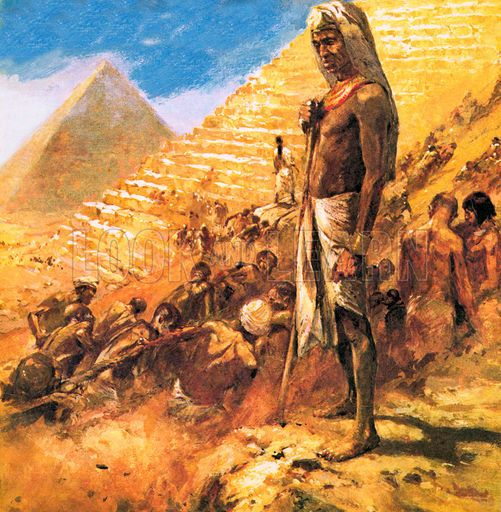 The 10th Sumerian Tablet: The Anunnaki Built the Pyramids