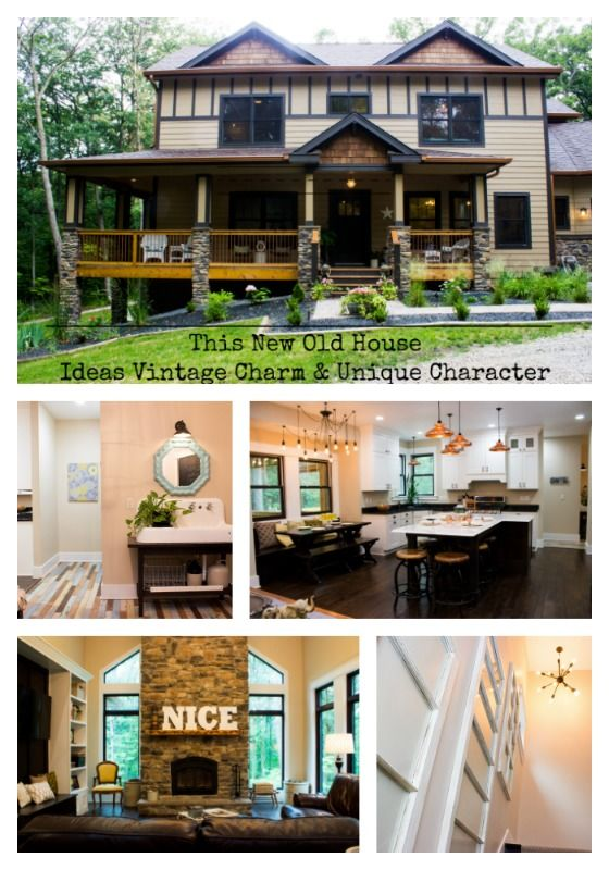 New Construction Does Not Have To Be Cookie Cutter This New Old