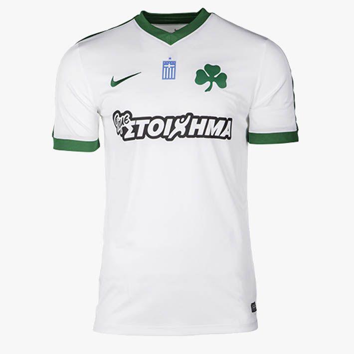 First-Ever Nike Panathinaikos 17-18 Home, Away & Third Kits Released -