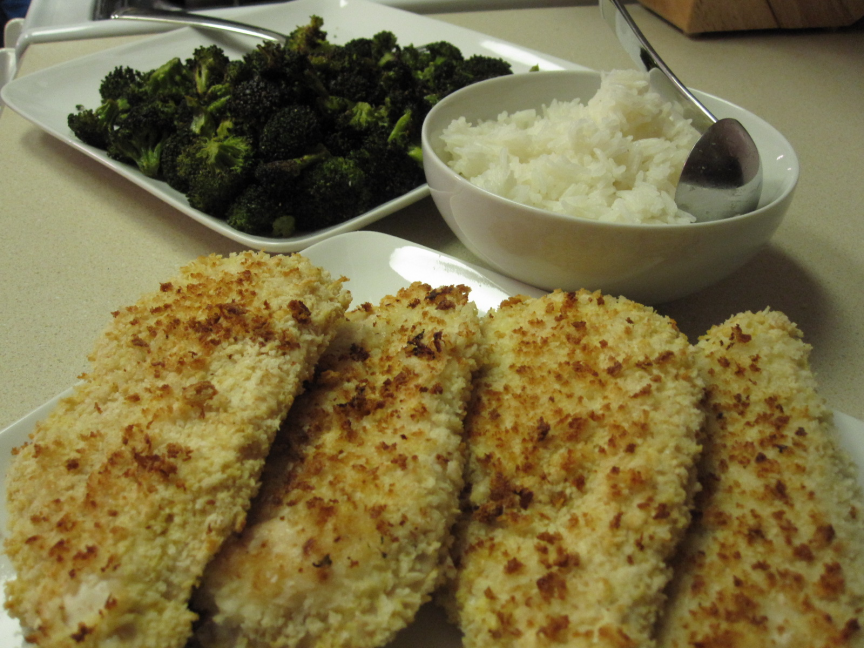... spices and original herbs into the panko for a flavor all your own