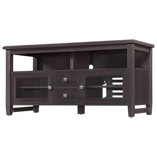 Best Buy Whalen Furniture Tv Stand For Most Flat Panel Tvs Up To 60 Chocolate Avcec54 At Whalen Furniture Flat Panel Tv Furniture