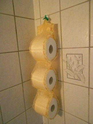 Toilettenpapierhalter Aus Stoff   DIY Mit Anleitung   Kreative.stoffe.de
