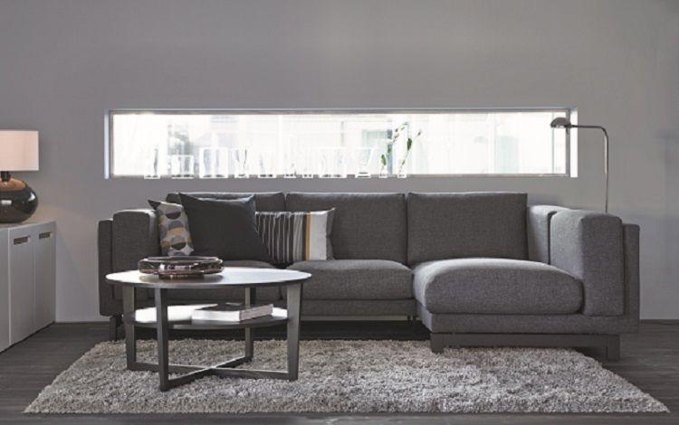 NOCKEBY bank | #IKEA #interieur #woonkamer #bank | Banken ...