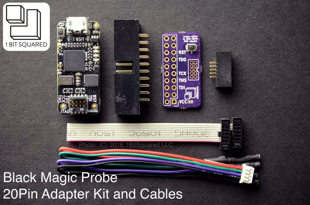 Black Magic Probe V2 1 in 2019 | Open Hardware Projects