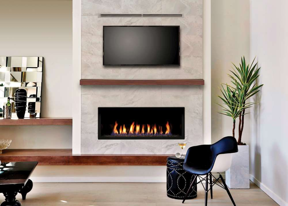 4237 Clean Face Fireplace Gas Fireplace