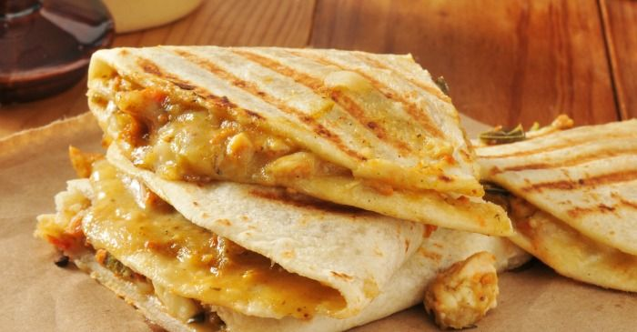 Chicken Quesadillas Recipe Food Recipes Food Chicken Quesadillas