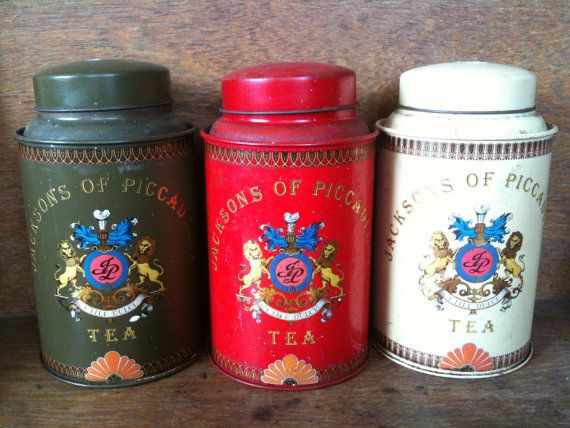 tin home decor.htm large jacksons of piccadilly tea tins english by englishshop  large jacksons of piccadilly tea tins
