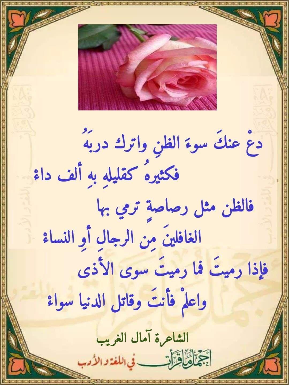 سوء الظن Duaa Islam Wisdom Islam