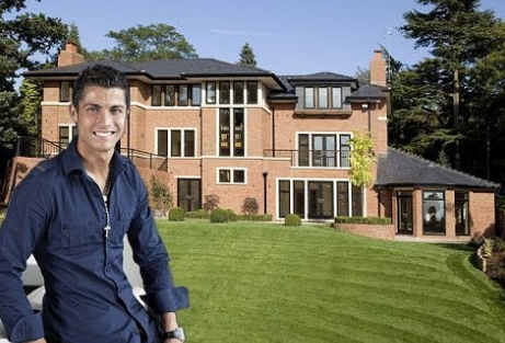 Cristiano Ronaldo New House In Turin Italy Inside The Several