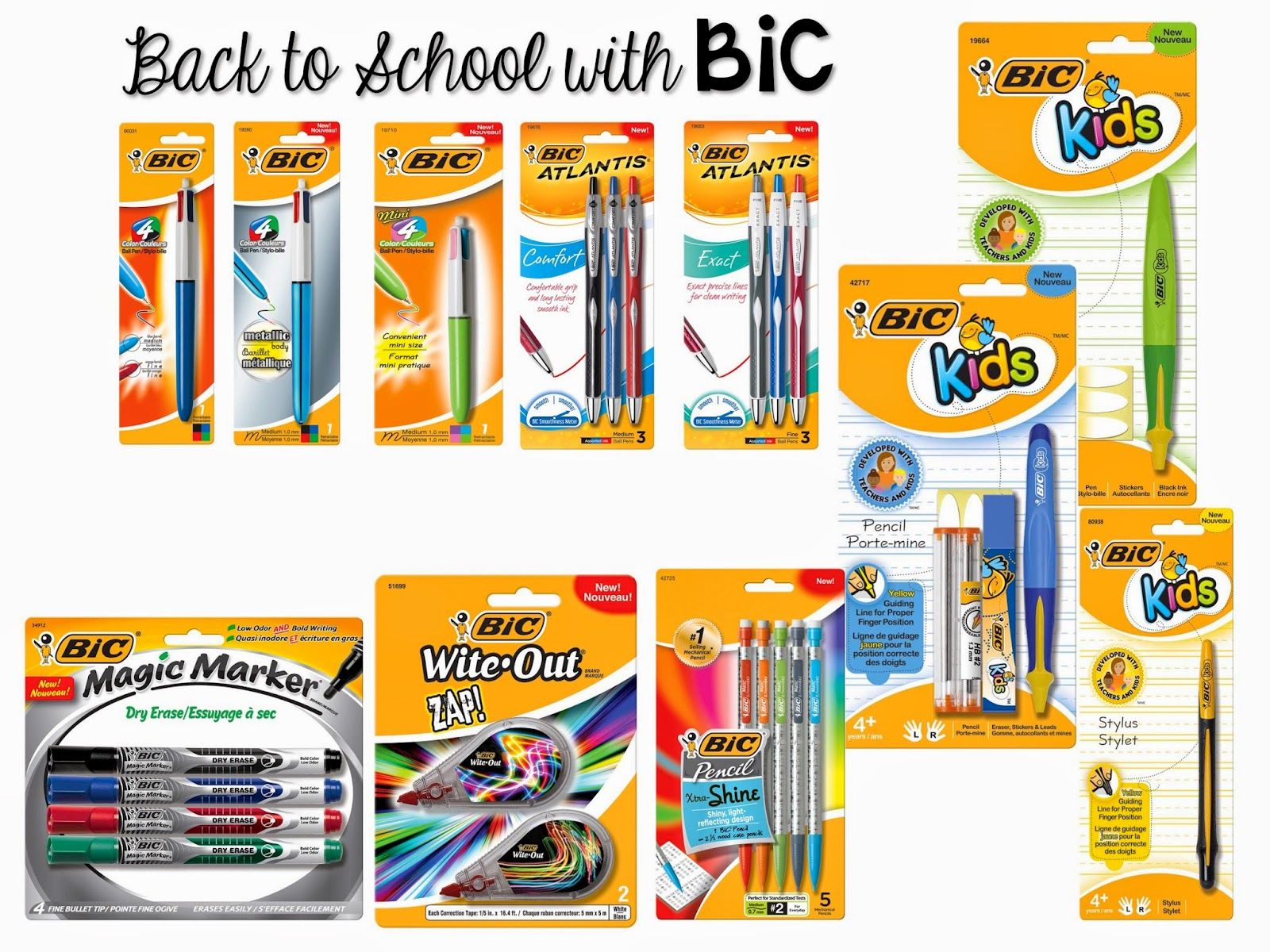 Bic fight for your write sweepstakes and giveaways
